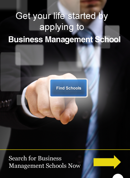 Business man Finding Business Management Schools