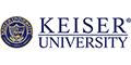 Keiser University logo