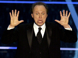 Billy Crystal taught gym