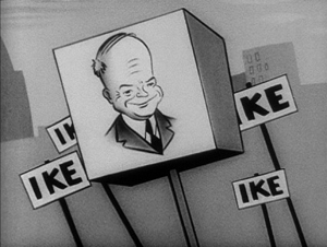 Ike Eisenhower Presidential Advertisement History Documentary from Livingroom Candidate