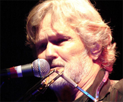 Kris Kristofferson briefly taught at West Point