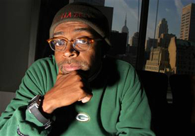Spike Lee teaches at NYU and Columbia
