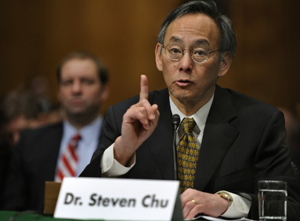 Steven Chu lecture MIT video lecture series